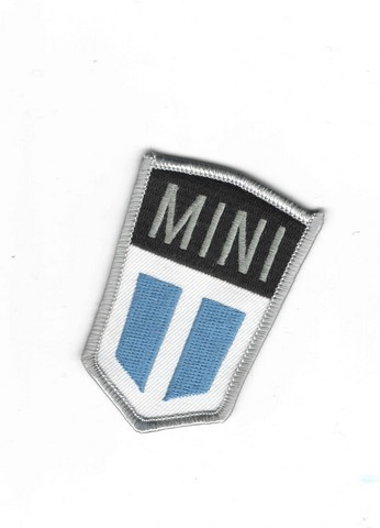 Clothing Badge 'Mini Logo'